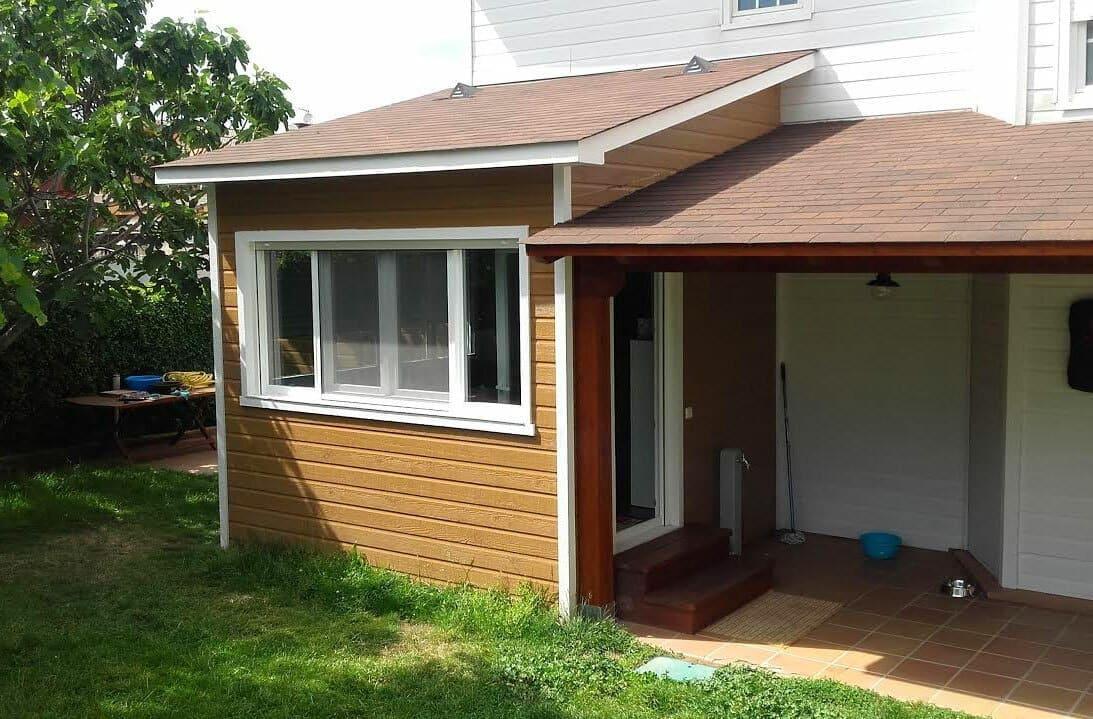 Casetas de madera habitables 10m2 Caseta Living