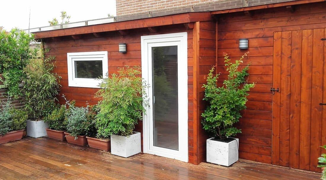 Casetas de madera habitables 8.8m2 Caseta Living