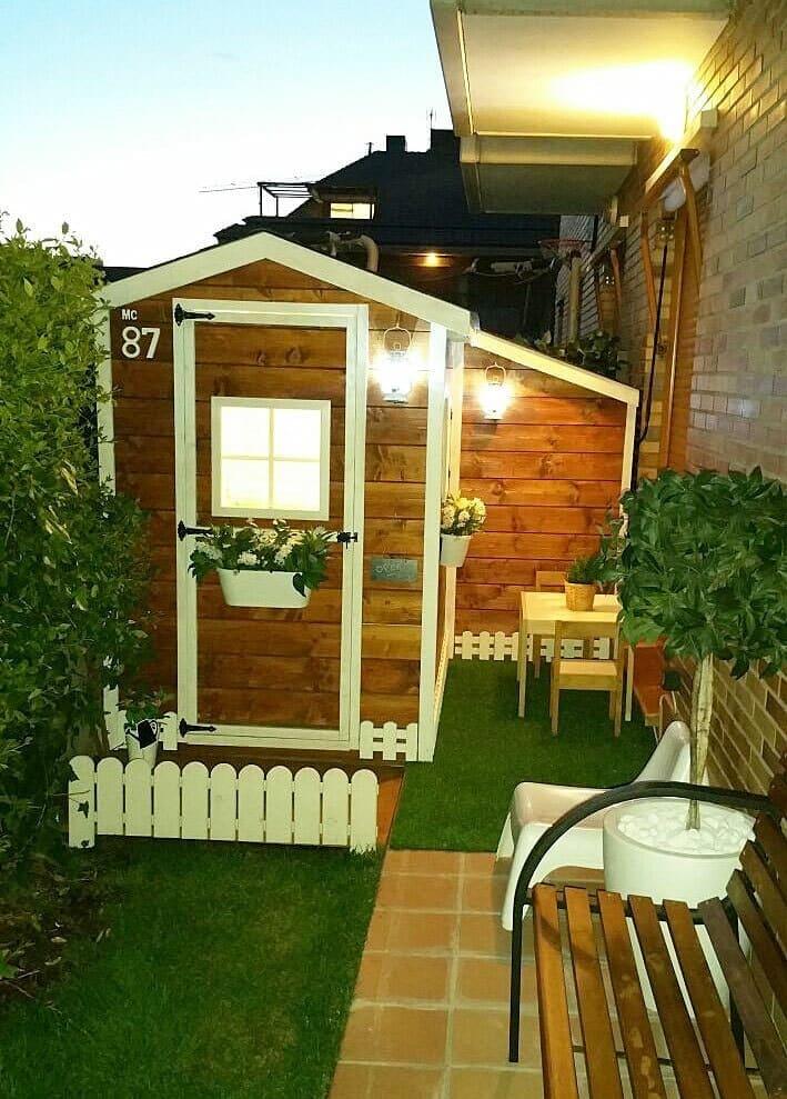 Casetas de madera habitables Caseta Living