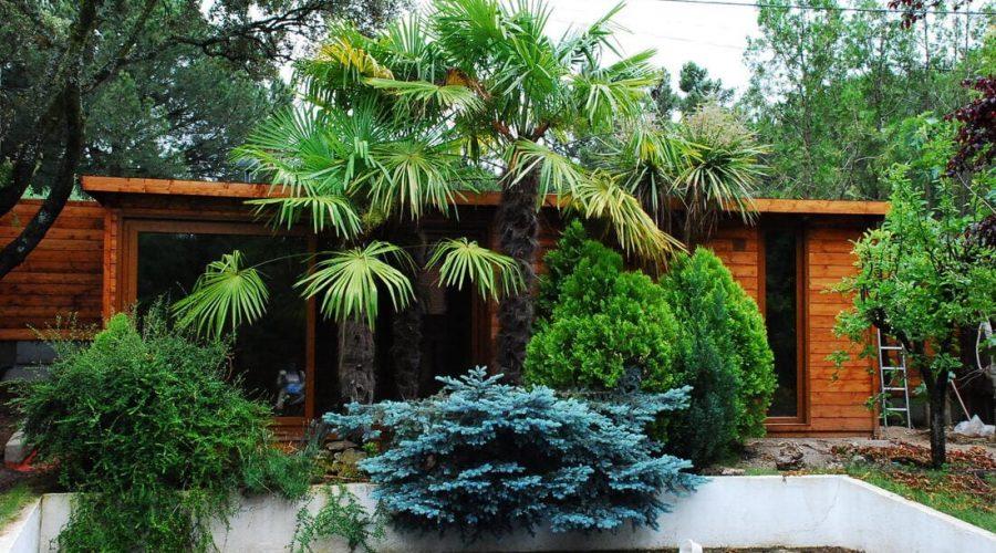 Una caseta en el jardín, el espacio extra para tu casa
